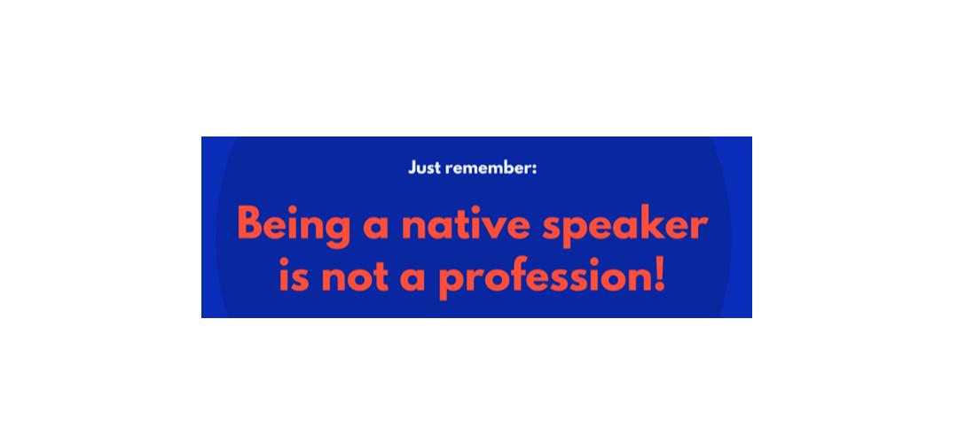 Bilinguismo e traduzione non sono strettamente collegati